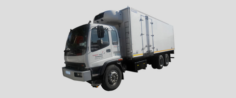 14 Ton Refrigerated Truck