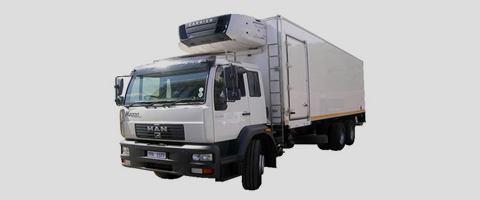 16 Ton Refrigerated Truck