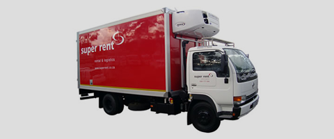 4 Ton Refrigerated Truck