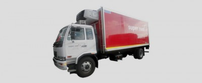 8 Ton Refrigerated Truck