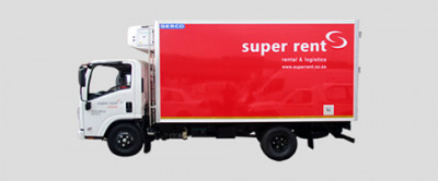 2½ Ton Refrigerated Truck
